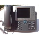Teléfono Cisco 7965 Pantalla A Color