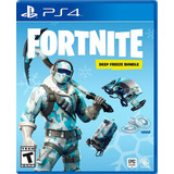 Fortnite Deep Frezze - Ps4 Playstation 4 - Nuevo