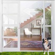 Puerta De Aluminio Para Perro Ideal Pet - Chica