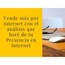 Análisis Y Recomendaciones De Tus Oportunidades En Internet.
