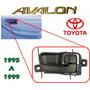 95-99 Toyota Avalon Manija Interior Trasera Lado Derecho