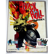 Dvd: Rock N´ Roll Is Born / The Story Of Rock!! Lbf
