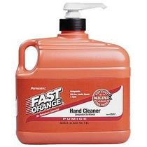 Permatex 25217 Fast Naranja Pómez Loción Mano Limpia Medio G