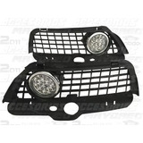 Rejillas Tipo Votex Faro De Leds Jetta Golf A3 + Regalos Ful