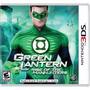 Green Lantern Nuevoy Sellado Nintendo 3ds Nds Retromex Tcvg