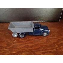 Vehiculo Tekno De Dinamarca De 1950. Camion De Volteo