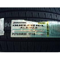 Llantas 275/55/20 Bridgestone. Nuevas Sin Rodar.
