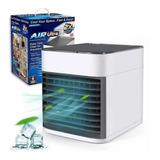Mini Ventilador Enfriador Purificador Aire Acondicionado Led