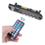 Modulo Reproductor De Audio Bluetooth Micro Sd Usb Mp3