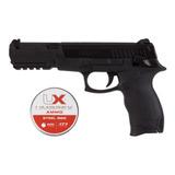 Pistola Umarex Dx17 + 200 Balines Metálicos + Envio Gratis