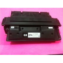 Cartucho Remanufacturado Para Hp 27x C4127x 400 4050 $370