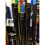 Vinil 1.35m Alto Quemacoco Protector Negro Gloss Vinyl World