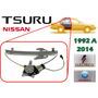 92-14 Nissan Tsuru Elevador Electrico Con Motor Trasero Der.