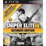Sniper Elite 3 Ultimate Edicion, Ps3 En Español Super Oferta