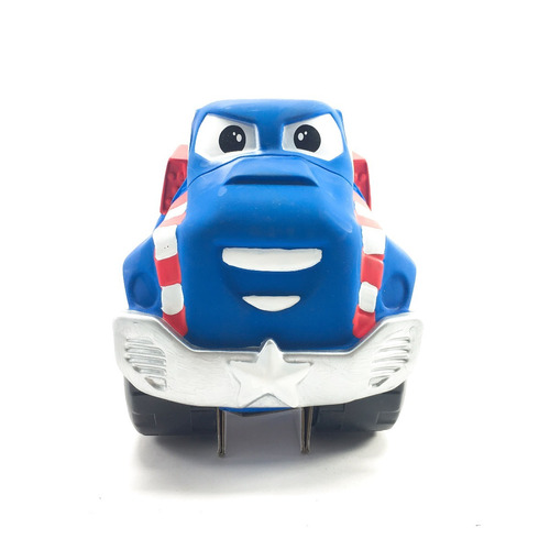 Carro Juguete Chuck Hasbro Azul Ninos Didactico 249 En Melinterest