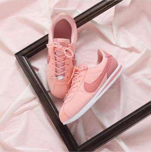 prima Acostado Actuación  nike cortez mujer rosa - Tienda Online de Zapatos, Ropa y Complementos de  marca