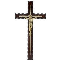 Cristo, Cruz, Crucifijo. Chapa De Oro $518.00