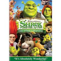 Shrek Forever After The Final Chapter Dvd