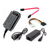 Cable Adaptador Convertidor Usb Sata Ide Disco Duro Cd 2.5