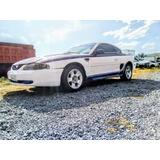 Ford Mustang 1995 Deportivo Estandar V6 Coupé Blanco