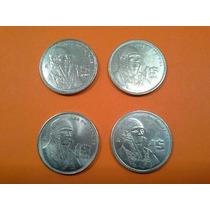 Monedas 1 Peso Morelos Serie Completa 1984-1987