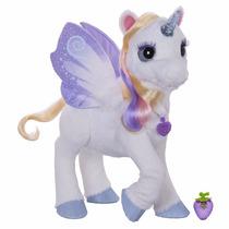 Furreal Star Lily Pegaso Unicornio Magico Interactivo Hasbro