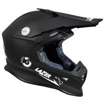 Casco Off Road Lazer X8 X-line Negro Tallas S A Xxl
