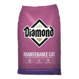 Alimento Diamond Super Premium Maintenance Cat Gato Adulto 18kg