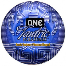 12 (doce) Condones One Tantric Pleasures Preservativos