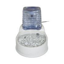 Bebedero Para Mascotas Mediano Filtro De Agua Perro Vbf