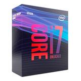 Procesador Intel I7 9700k Core I9 9na Gen 12mb Socket 1151