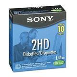 Paquete Especial Disquettes  3.5 Nuevos, 1.44mb Floppy Sony