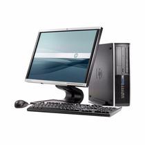Computadora Barata Core2duo/dualcore 4gb Ddr3 Lcd 19'