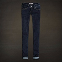 Pantalones Hollister Co. Skinny 26-28 Stretch Blusas,sudader