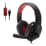 Audifonos Diadema Profesional Gamer Usb Audio 5.1 Pc Ps4