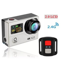 Camara Deportiva Wifi 4k Ultra Hd Doble Pantalla Sumergible