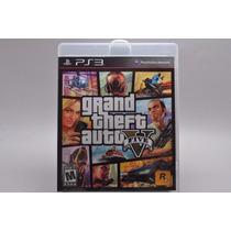Grand Theft Auto V 5 Gta Playstation 3