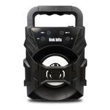 Bocina Bluetooth Recargable Usb, Tf, Aux Va329pt Link Bits Full