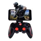 Joystick Celular Bluetooth Control Gamepad Video Juego Base
