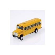 Eeuu Toy Die Cast Metal Escolar Del Juguete Autobús 5
