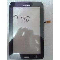 Touch Samsung Galaxy Tab T110 Negro