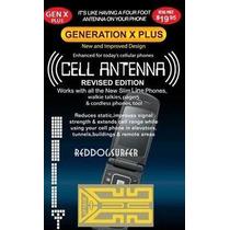 30 Antenas Amplificadoras Señal Celular Booster Mayoreo Tel