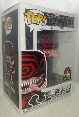 Funko Pop! Marvel Venom - Corrupted Venom Lacc 2019