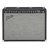 Amplificador Fender Vintage Reissue '65 Twin Reverb 85w Valvular Negro Y Plata 110v