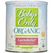Sólo Fórmula Del Bebé Organics Niño - Orgánica Sin Lactosa -
