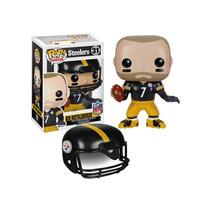 Figura De Nfl Ben Roethlisberger Steelers Acereros Funko Pop