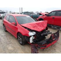 Volkswagen Gti 2008 Chocado Se Vende Completo O En Partes