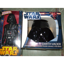 Star Wars! Lote Darth Vader! Vader 30 Cms. Y Dulcero