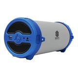 Bocina Select Sound Bazooka Bt228 Portátil Con Bluetooth Azul