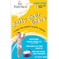 Tidy Tots Pack Ahorro / 32 Forros Para Orinales